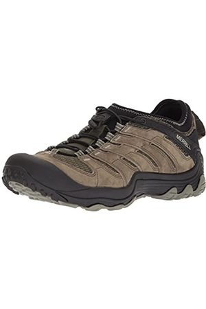 Merrell Men's Cham 7 Limit Stretch Low Rise Hiking Boots, (Dusty Olive)