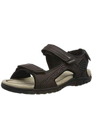 Geox Men's Uomo Sandal Strada C Open Toe Sandals, ( C0013)