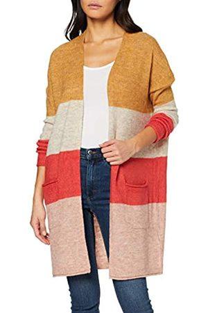 Only Women's Onlmirna Stripe L/S Cardigan KNT