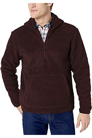 Goodthreads Sherpa Fleece Zip Pullover With Hood Jacket