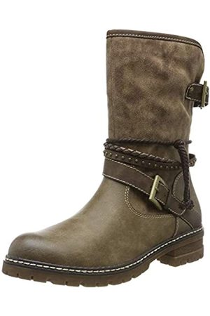 s.Oliver Women's 5-5-25434-23 Ankle Boots, (Cashmere Comb 434)