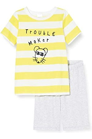 Schiesser Boys Mouse Kn Schlafanzug Kurz Pyjama Sets