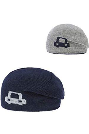 Döll Baby Boys' Bohomütze Zum Wenden Strick Hat|