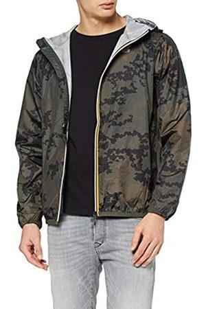 K-Way Men's Claude Graphic Jacket