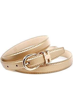 Anthoni Crown Women's A43HTG Belt