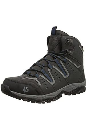 Jack Wolfskin Mtn Storm Texapore Mid M, Men's High Rise Hiking, Gray (Moroccan 1800)
