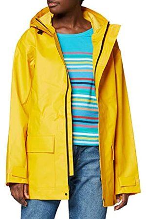 Armor Lux Women's 76134 Raincoat, (Jaune-Quimper Ywi)