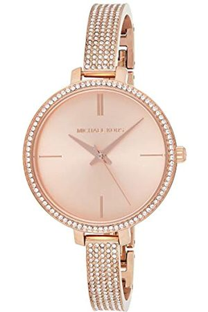 Michael Kors Women's Analogue Quartz Watch with Stainless Steel Strap MK3785