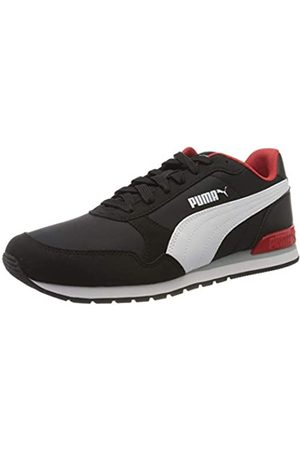 PUMA Unisex Adulto ST Runner v2 NL Zapatillas, Negro -High Risk 27