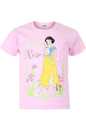 Disney Girl's Snow White Rose T-Shirt