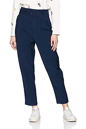 Springfield Women's 5.Gym.Md.Paperbag Hebilla Trousers