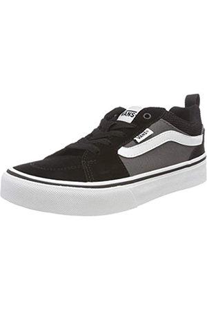 Vans Boys' Filmore Low-Top Sneakers, (Suede/Canvas) /Pewter Ug7