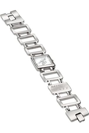 Miss Sixty Sand Stainless Steel Bracelet White Dial - N9002