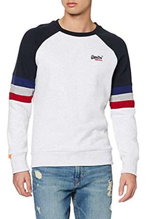 Superdry Men's Ol Engineered Crew Sweatshirt