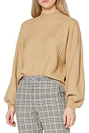 Miss Selfridge Women's Baloon Sleeve Jumper Sweater