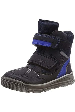 Superfit Mars,Boys' Snow Boots, (Blau/Blau)