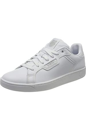 K-Swiss Men's Clean Court Ii CMF Sneaker, Weiß ( / /Gulgry 141)
