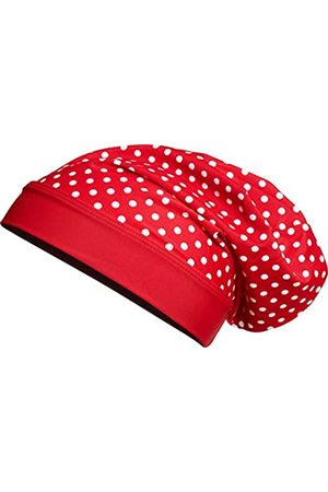 Playshoes Girl's Swim Cap Dots UV PRedection Beanie