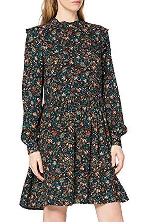 warehouse Women's Fearne Ditsy Floral Mini Dress Casual