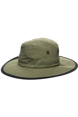 Dorfman pacific MensMC288Dimensional Brim Boonie Golf-caps - Beige - L/X-L