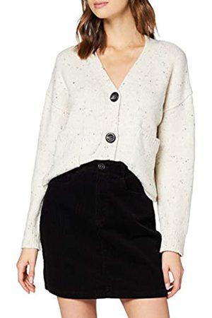New Look Women's 5 Pocket Cord Mini Skirt