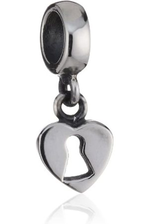 Pasionista Beads Heart with Keyhole 607146