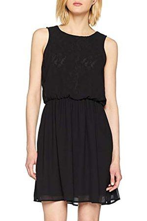 Vero Moda Women's Vmmia S/l Lace Dress Noos