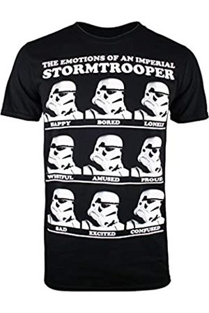 STAR WARS Men's Trooper Emotions T-Shirt