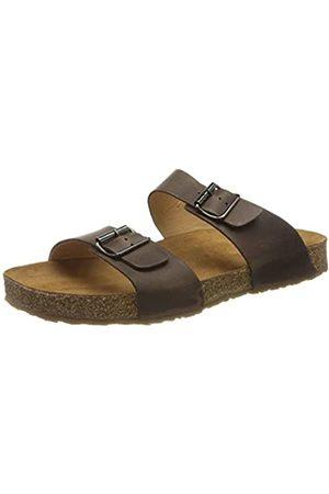 Haflinger Unisex Adults' Bio Andrea T-Bar Sandals, ( 730)