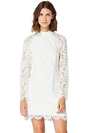 TRUTH & FABLE Amazon Brand - Women's Mini Lace Bodycon Dress, 20