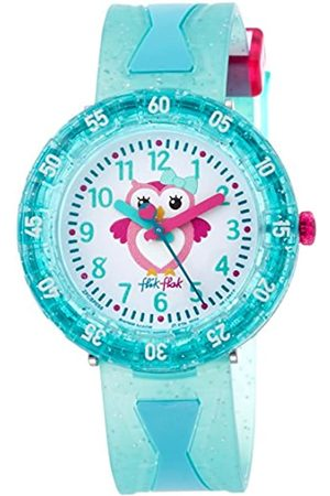 FlikFlak Girls Analogue Quartz Watch with Plastic Strap FCSP059