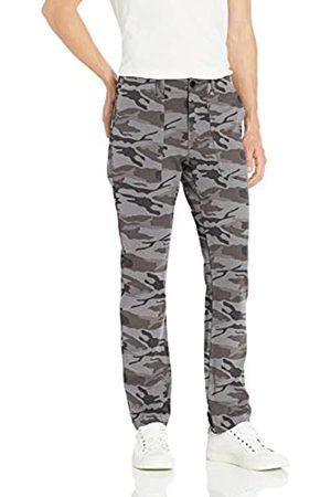 Goodthreads Men's Slim-fit Porkchop Pocket Stretch Canvas trouser trousers, ( Camo)