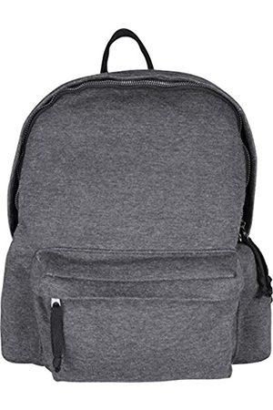 Urban Classics Sweat Backpack, Unisex Adults' Mehrfarbig (Charcoal/ )
