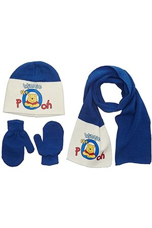 Disney Baby-Boys Winnie The Pooh Hat And Scarf
