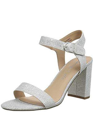 New Look Women's VIMS-SHMR 2PT BLOC 85:92:S207 Open Toe Heels, ( 92)