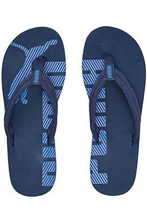 Puma Unisex Adult's EPIC FLIP V2 Beach & Pool Shoes, (Dark Denim-Palace 40)