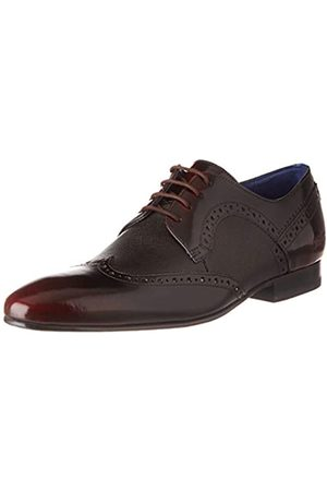 Ted Baker London Ted Baker Men's OLLIVM Oxfords, (Dk- Dk- )