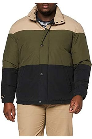 Jack & Jones Men's Jconoah Short Puffer Plus Jacket