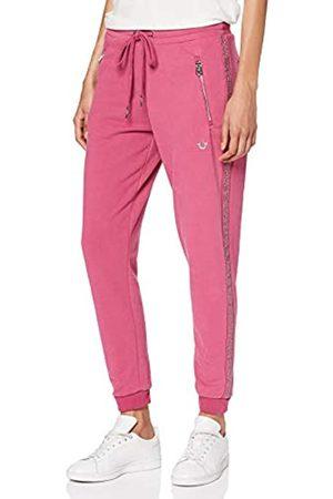 True Religion Women's Pant Rhinestones Sports Trousers