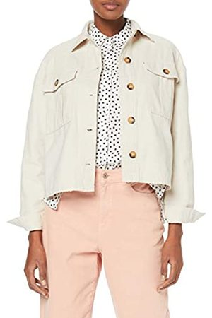 New Look Women's Cropped Utility Shacket Jacket