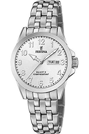 Festina Womens Analogue Quartz Watch with Stainless Steel Strap F20455/1