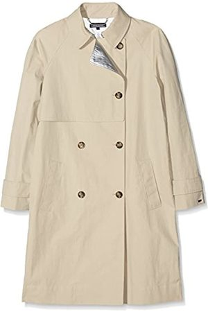 Tommy Hilfiger Women's Carol Metallic Trench Coat