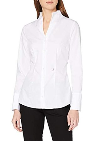Seidensticker Women's CITY-BLUSE 1/1-LANG Slim Fit Long Sleeve Blouse