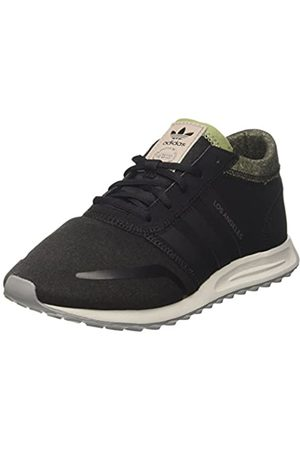adidas Originals Men's Los Angeles Low-Top Sneakers, (Core /Core / )