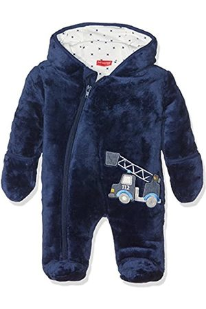 Salt & Pepper Salt and Pepper Baby Boys' NB Jumpsuit Fun Time Plüsch Footies