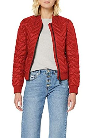 Benetton Women's Highlands 1 Woman Bomber Jacket