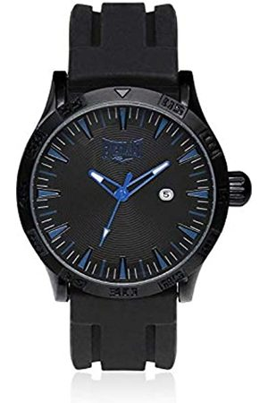 Everlast Unisex Adult Analogue Quartz Watch with Silicone Strap EVER33-210-004