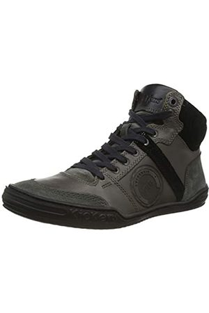 Kickers Men's Jexplorehigh Hi-Top Trainers, (gris Foncé 122)
