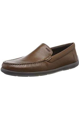 Geox Men's U DEVAN B Loafers, (Browncotto C6003)