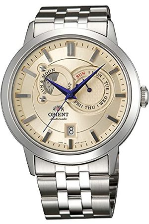 Orient Mens Analogue Automatic Watch with Stainless Steel Strap FET0P002W0